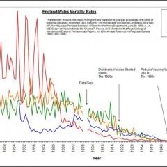 """Aşı Efsanesi – Söylence 2 ve 3: """"Aşılar hastalıktan korur…"""" / """"Bugün ABD'de bulaşıcı hastalıklar az görülüyorsa eğer, bu aşılar sayesindedir…"""""""