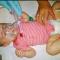 Minik Adaline'in Aşı Reaksiyonu